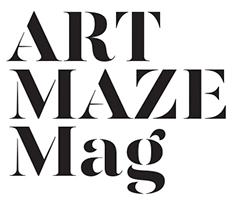 ArtMaze Mag logo