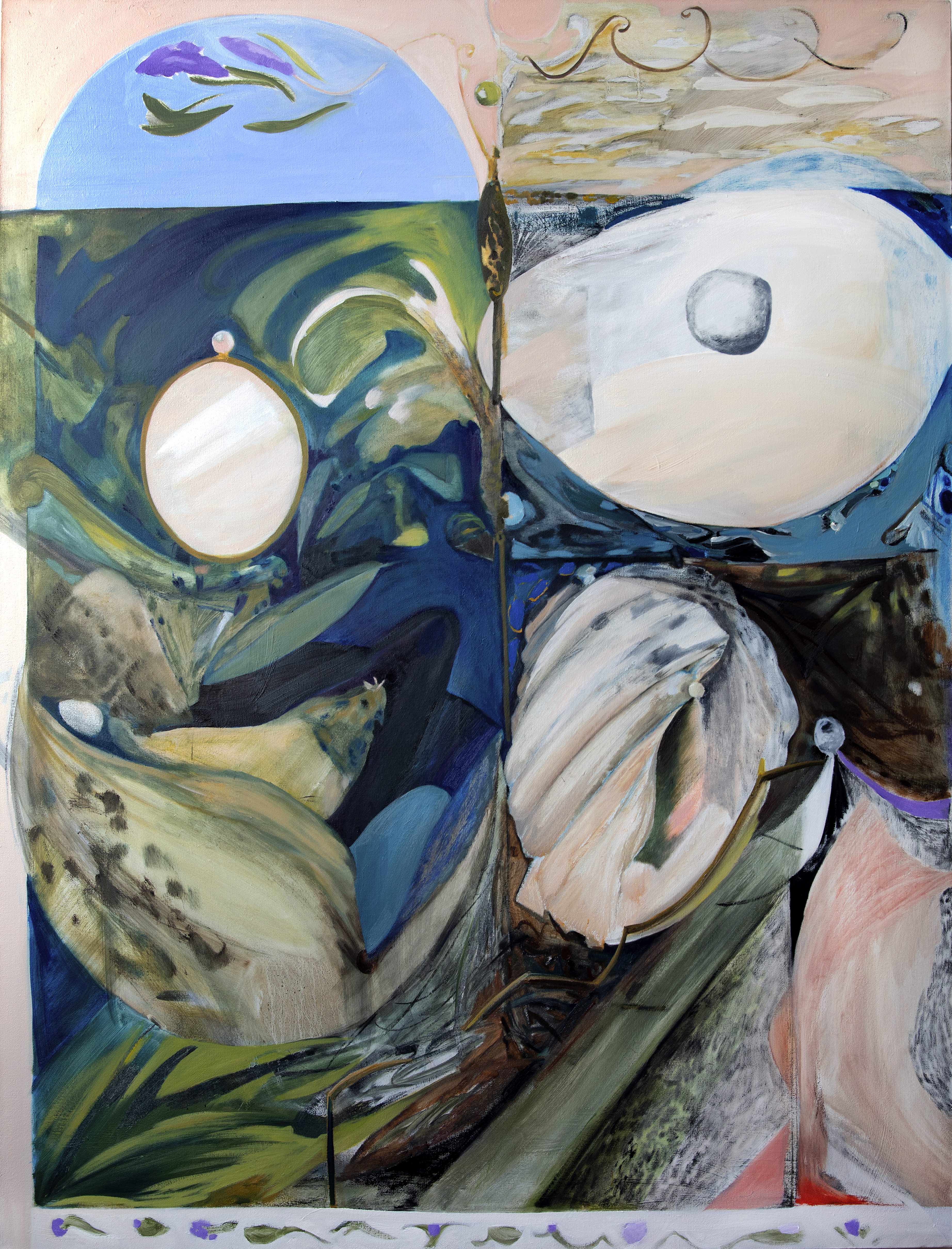 Art History And Narrative Painting Artwork